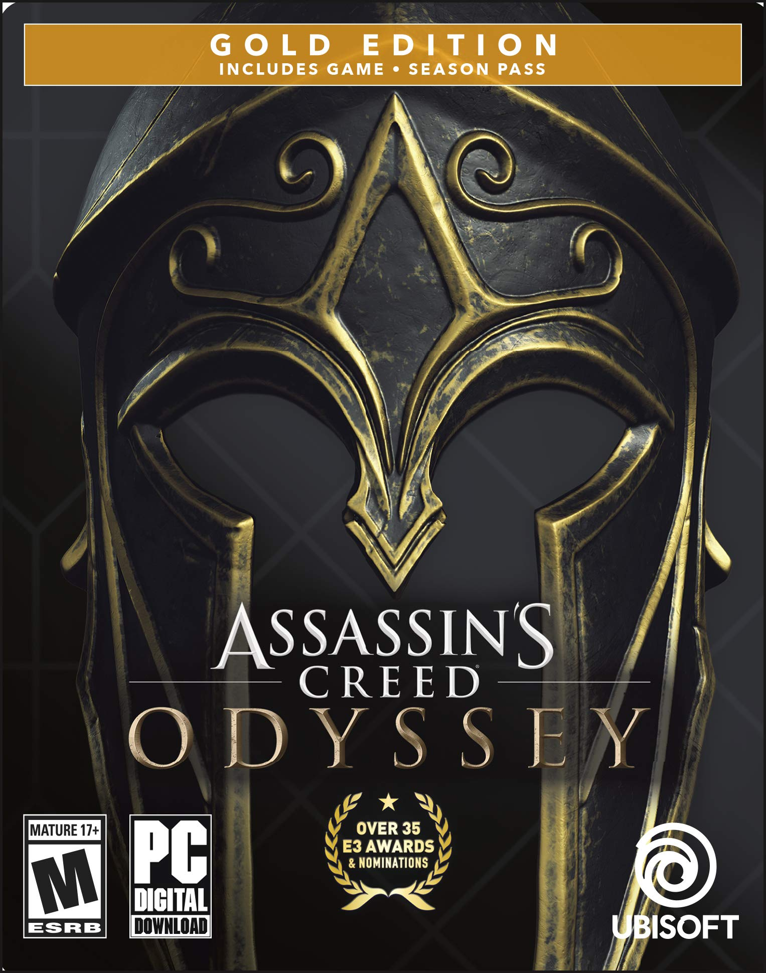 Assassin's Creed Odyssey - Gold Edition [Online Game Code]