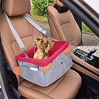 Legendog Dog Car Seat Pet Booster Portable Travel Carrier For Dogs