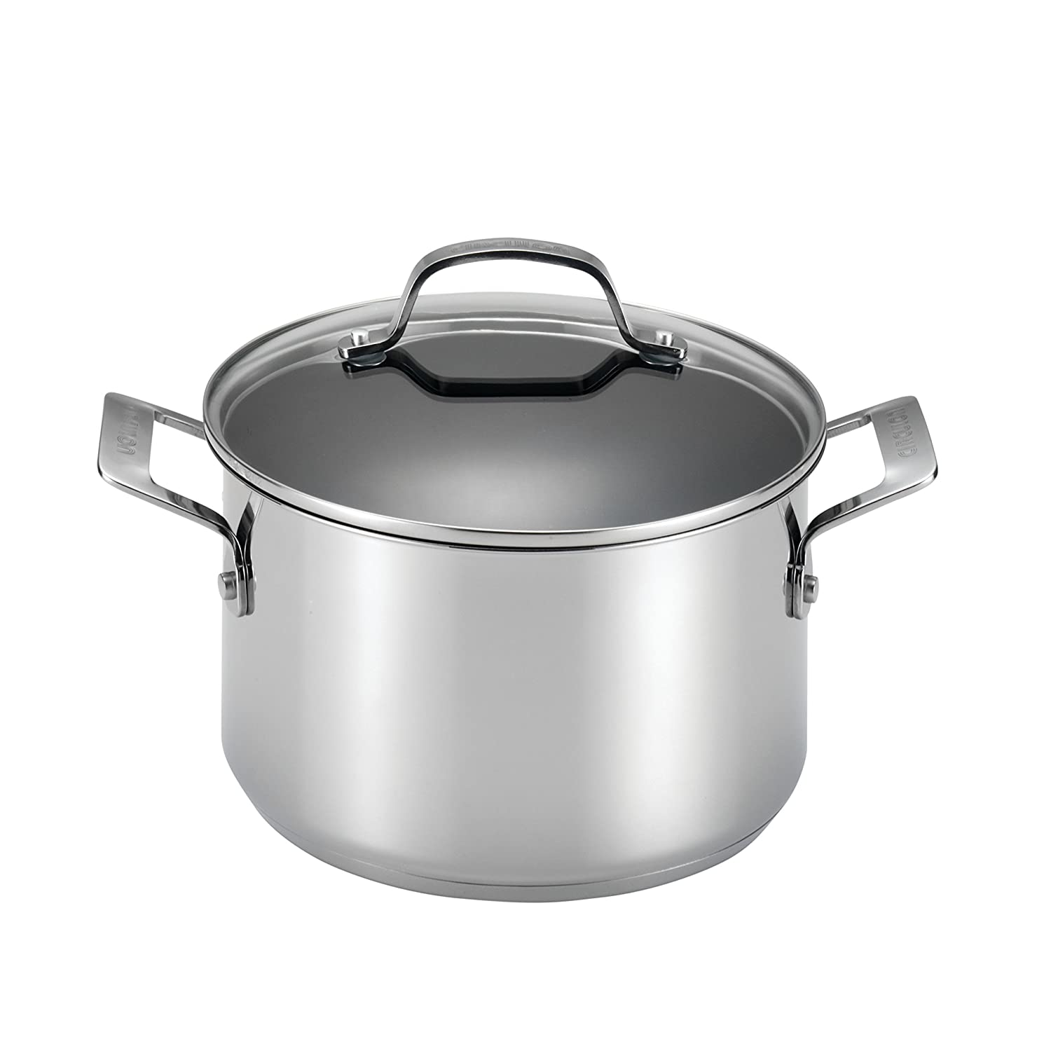 Circulon Genesis Stainless Steel Nonstick 5-Quart Covered Dutch Oven