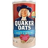 Quaker Oats Quick 1 - Minute Oatmeal, 18 oz