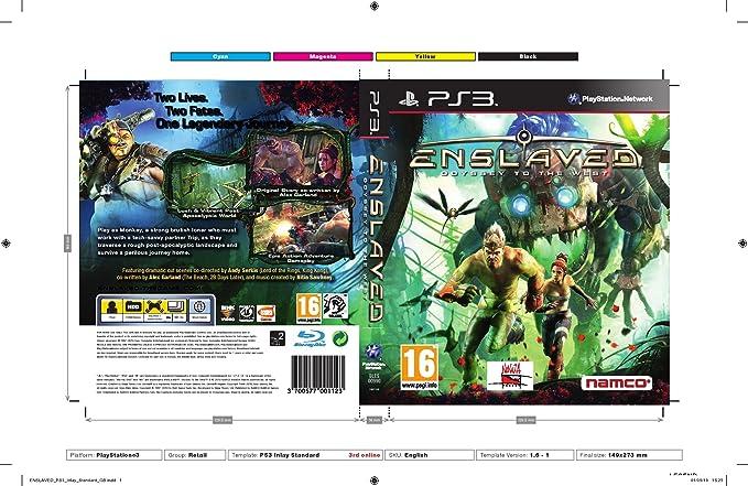 Enslaved: Odyssey to the West (PS3) [Importación inglesa ...