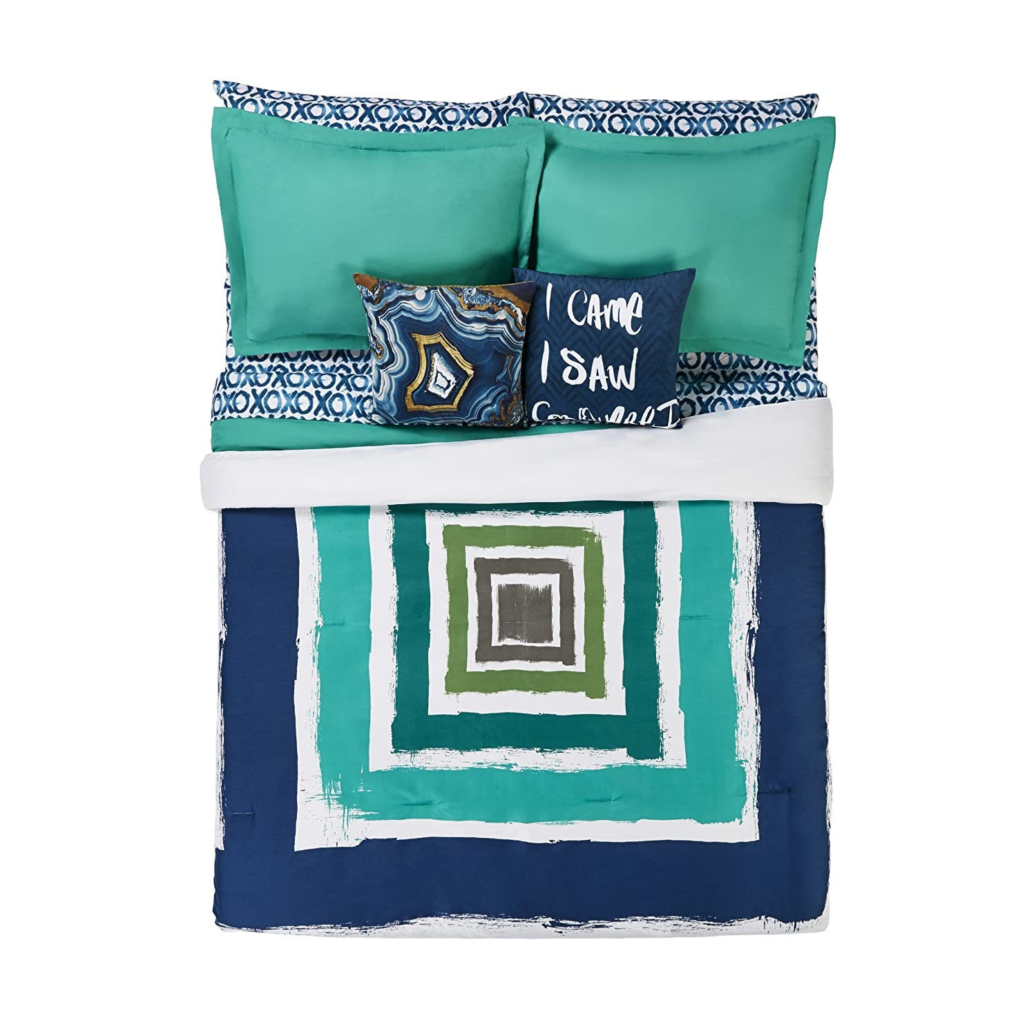CS1890FQ-1500 Comforter Mini Set Full//Queen Magical Thinking The Oliver Gal Artist Co