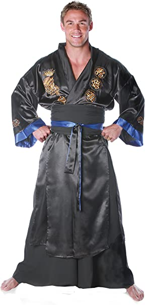 Underwraps Mens Samurai