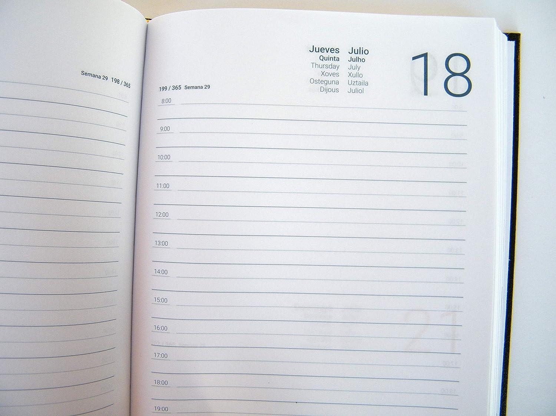 Agenda 2020 Planificador Anual Floral Regalo de Navidad para ...