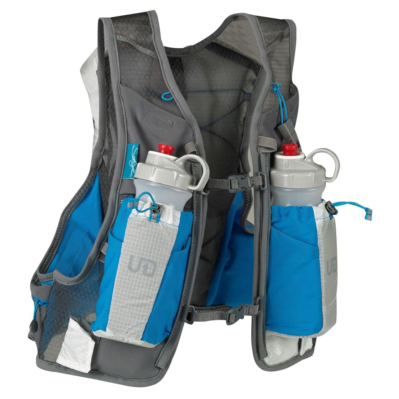 Ultimate Direction SJ 2.0 Ultra Vest, Gunmetal, Small