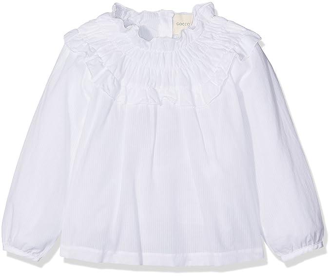 Gocco #N/A, Blusa Para Niñas, Blanco (Blanco), 92