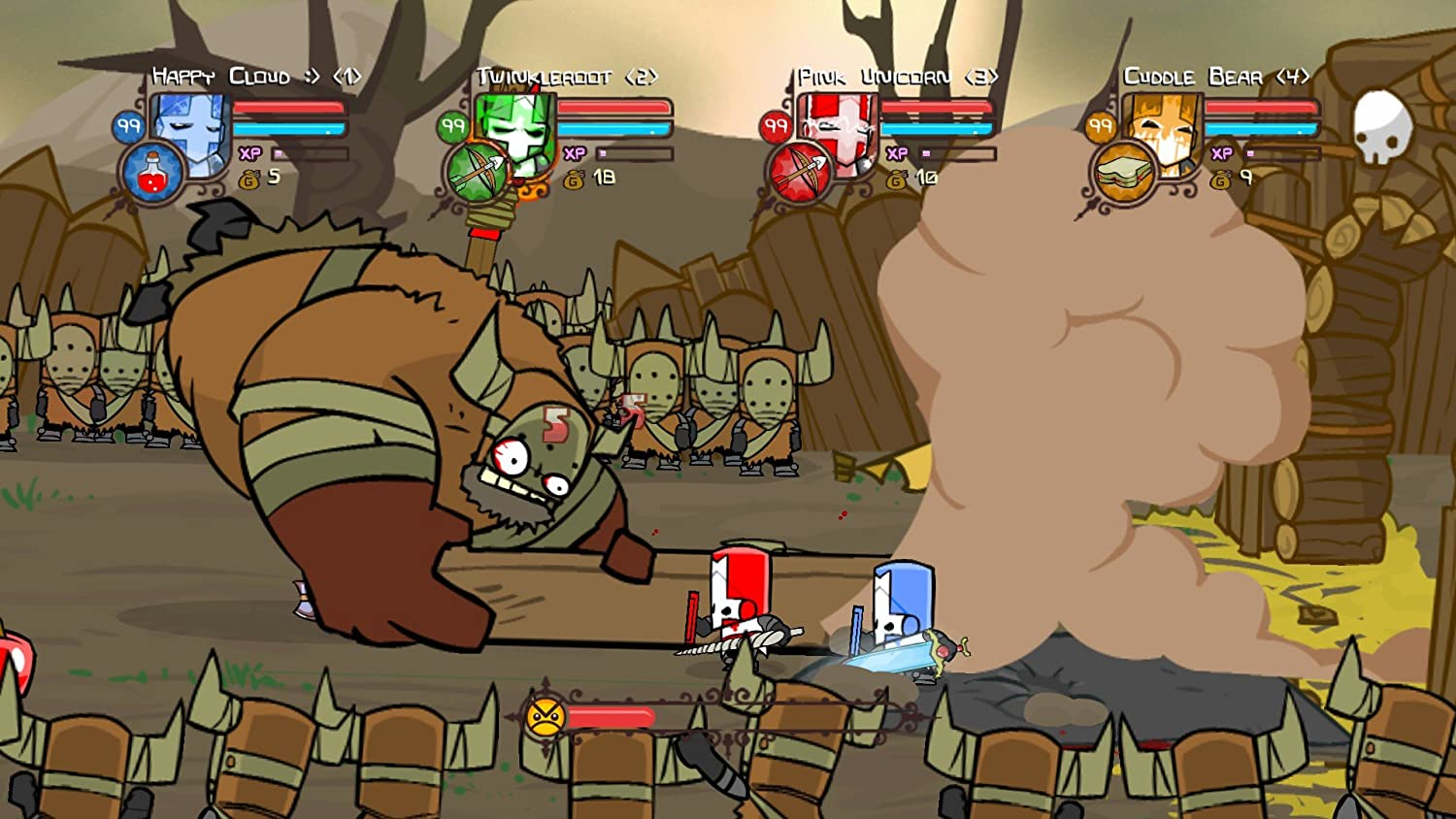 amazon com castle crashers online game code video games