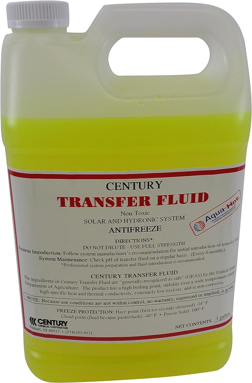 Century Chemical TF-1 Heat Transfer Fluid