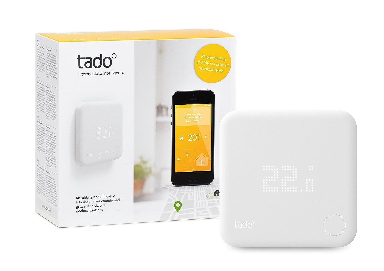 Tado - Kit de Inicio (v2) (versión italiana): Amazon.es: Bricolaje y herramientas