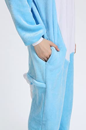 Amazon.com: XMiniLife Happy Adult/Kids Pajamas Onesie Fairy Tail Costume: Clothing