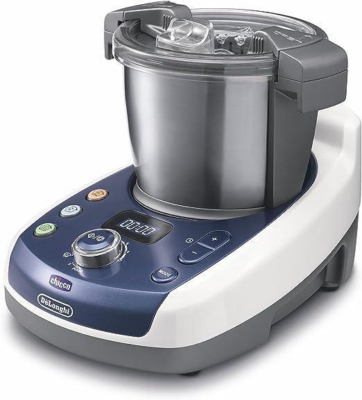 Delonghi KCP815Bl - Procesador de alimentos para bebés, Coccion ...