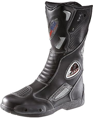 c234966355bb Protectwear Bottes de moto Sport 03203, Noir, Taille: 43
