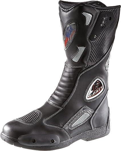 Protectwear Bottes de moto Sport 03203, Noir, Taille: 43