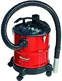 Einhell Aspirateur de cendres TC AV 1250(Capacité du réservoir 1250W, 20L, aluminium Tube d'aspiration, Tuyau d'Aspiration renforcé)