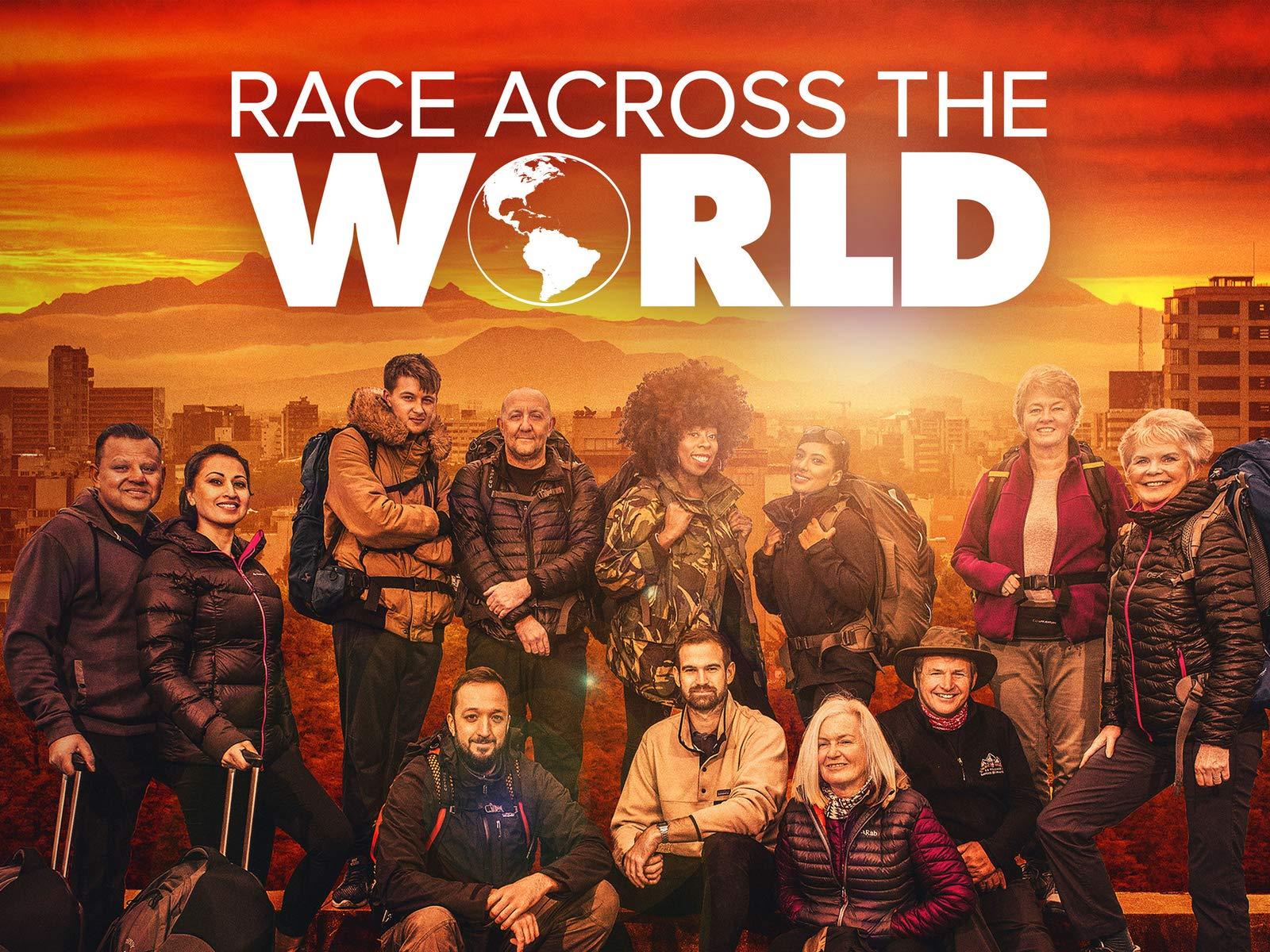 مسابقه در سراسر دنیا (مستند)