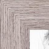 ArtToFrames 12x16 inch  Gray Oak - Barnwood Picture