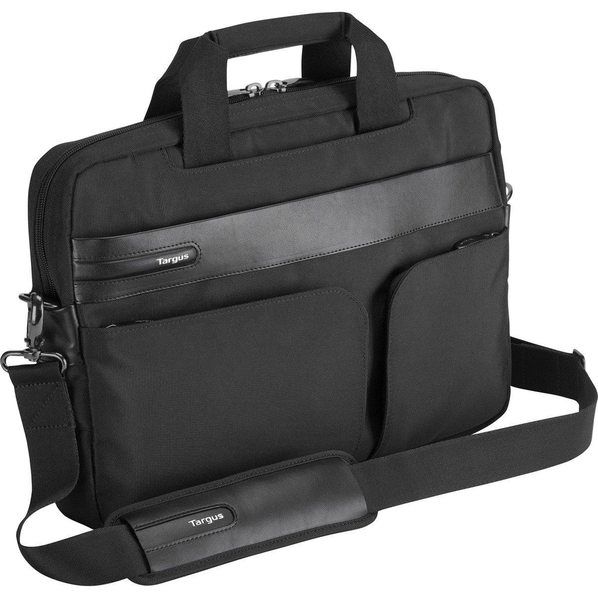Targus Lomax Black Ultrathin Topload. Case For 13.3In Laptop