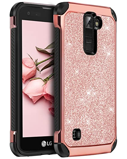 innovative design ccd93 67ed0 Amazon.com: BENTBOEN Case for LG K7 LG Treasure LTE/LG K8 2016 ...