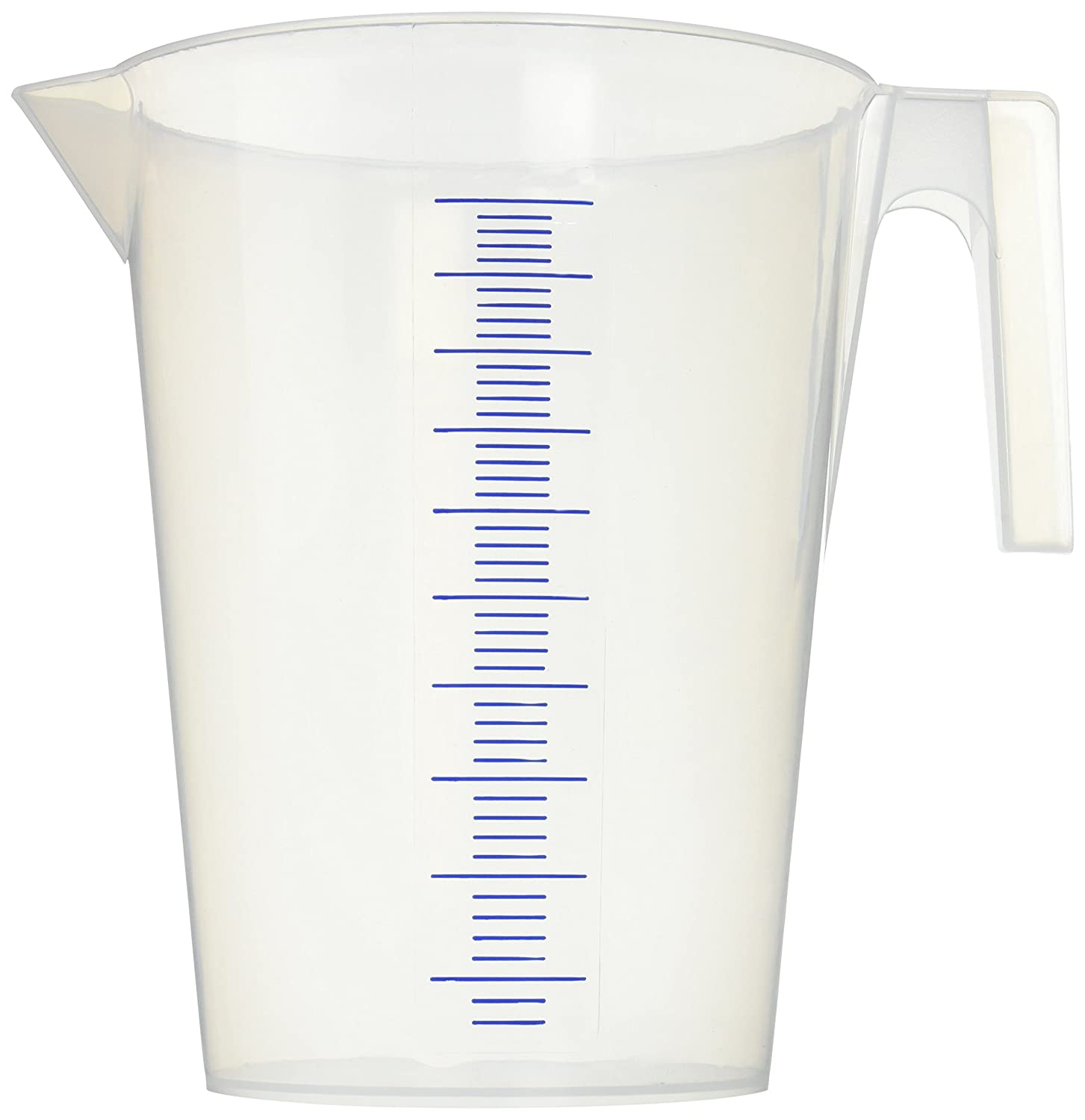 Bon 22-369 5-Liter Plastic Measuring Pitcher