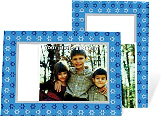 product image for Star of David- 4x6 Photo Insert Note Cards - 24 Pack by Plymouth Cards