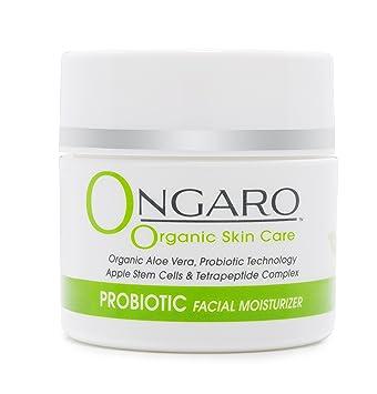 Crema hidratante facial orgánica; Mejor Crema de Día/Noche para Antienvejecimiento, Antiarrugas y