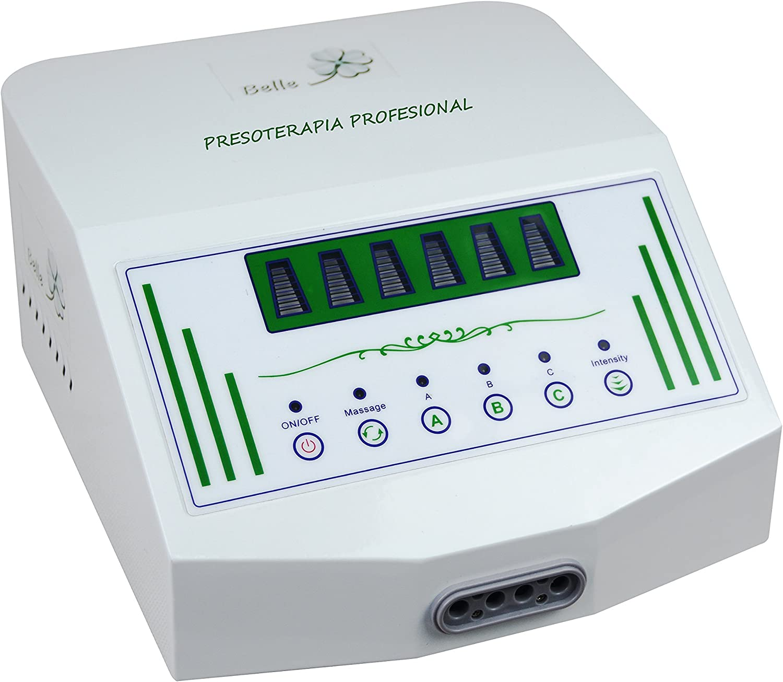 Presoterapia Profesional de Life 10