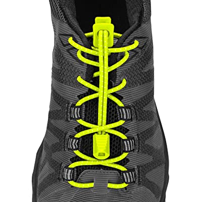 Nathan NS1170 Run Laces Safety Yellow, Safety, One Size : Sports & Outdoors