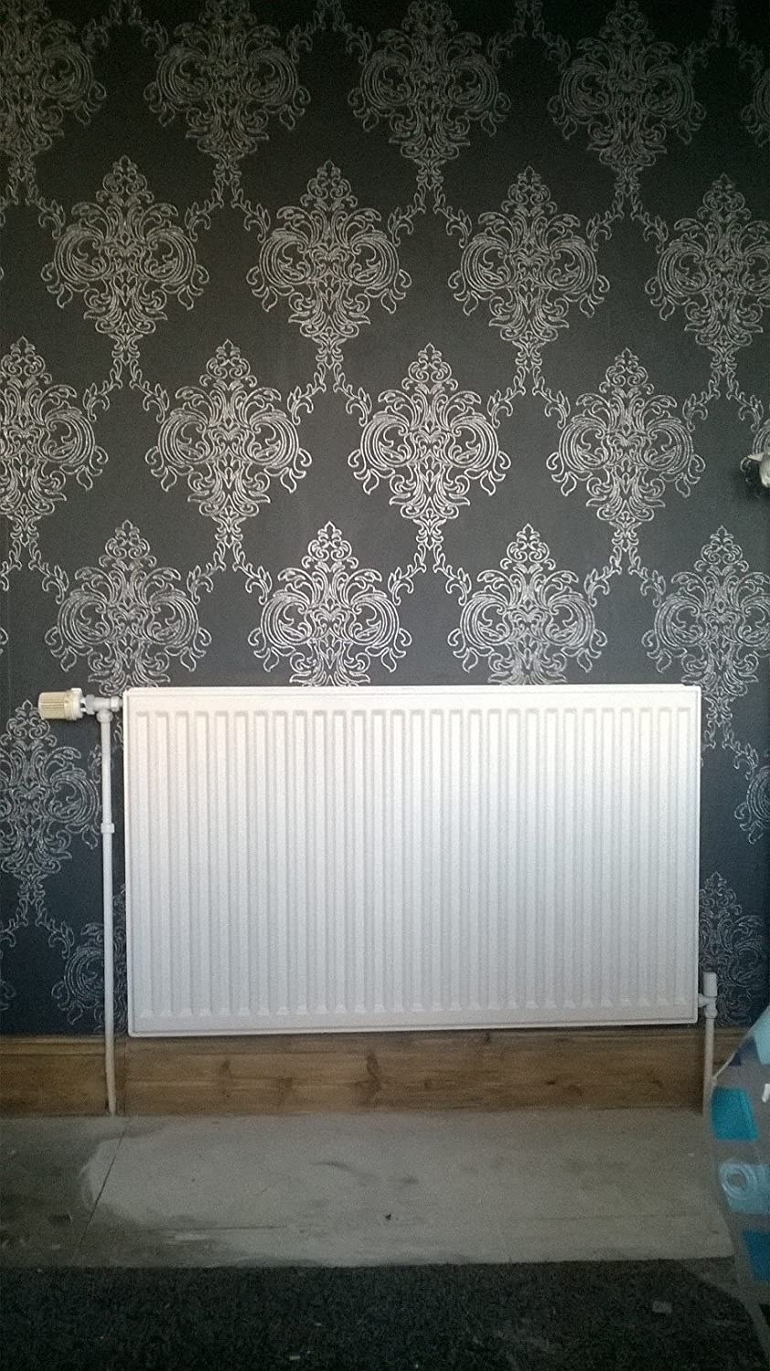 Radwraps Wallpaper Magnetic Radiator Cover Amazoncouk DIY Tools