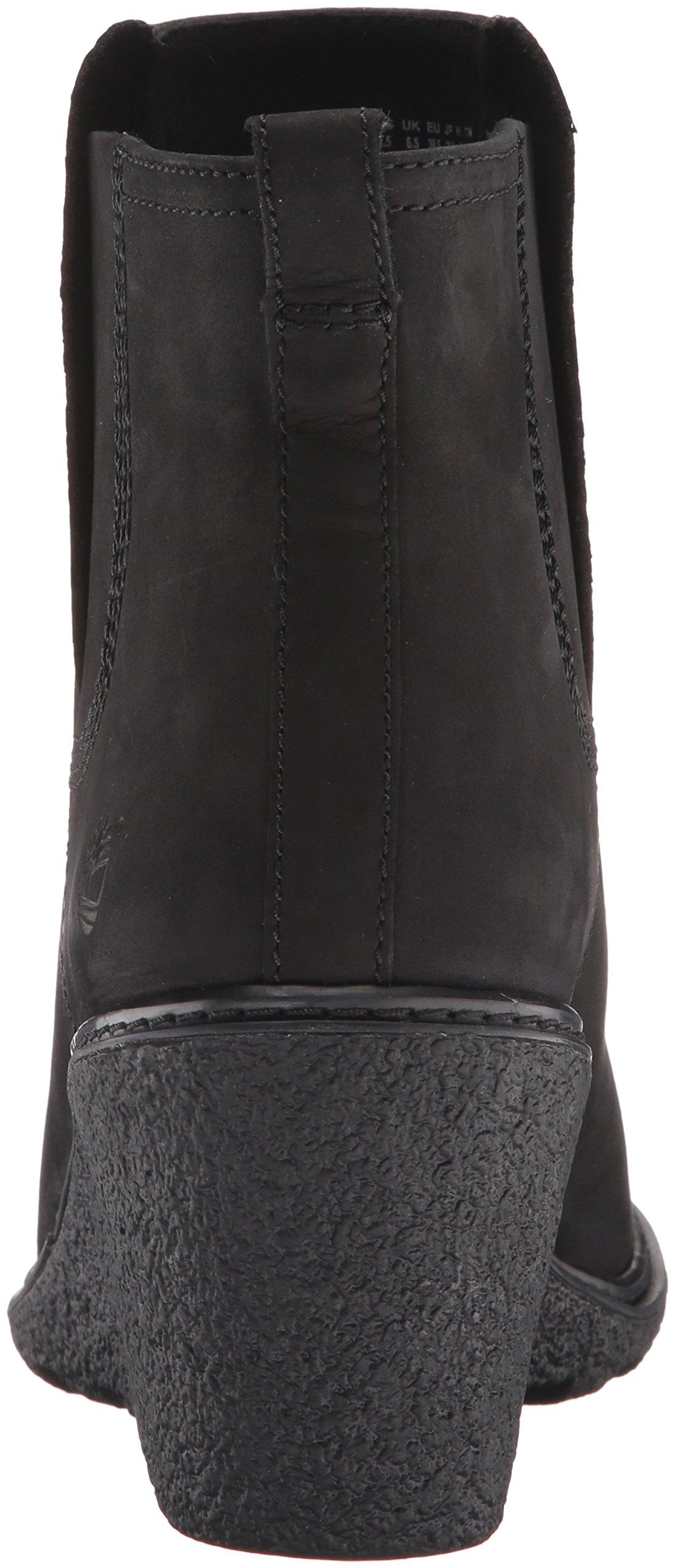 Timberland Women's Amston Chelsea Boot,Black Nubuck,9 M US by Timberland (Image #2)