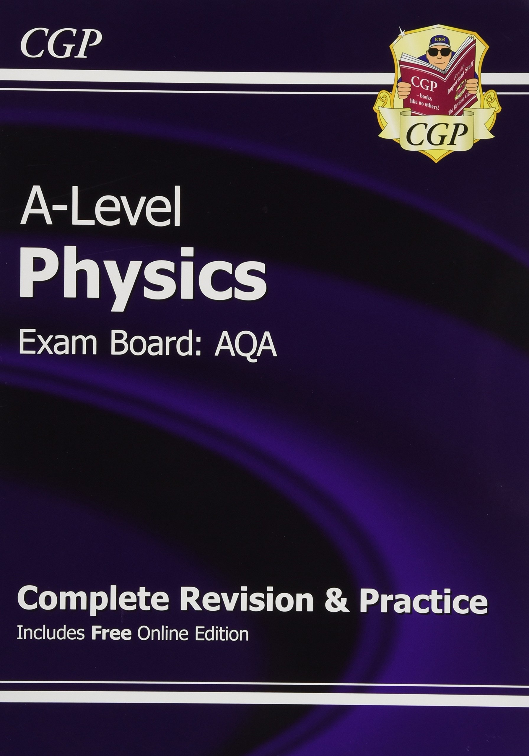 Read Online A-Level Physics: AQA Year 1 & 2 Complete Revision & Practice with Online Edition pdf epub