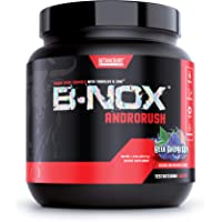 Betancourt Nutrition B-Nox Androrush Pre Workout Supplement with 3 Creatine Blend, BCAA's, Beta-Alanine, and Energy…