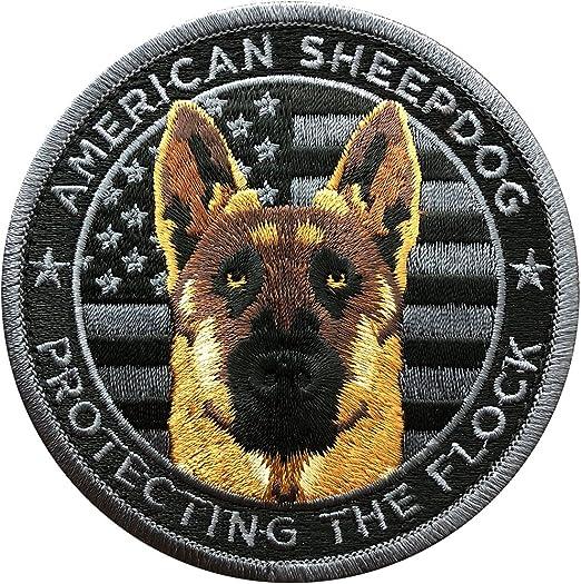 Patch-bulldog inglesa 7 cm-parches Stick... 03067-talla aprox