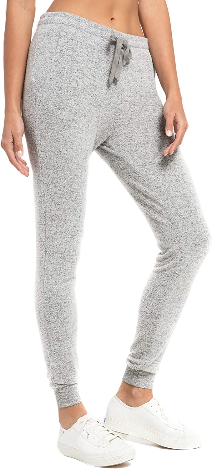 Z SUPPLY Womens The Marled Jogger Pant