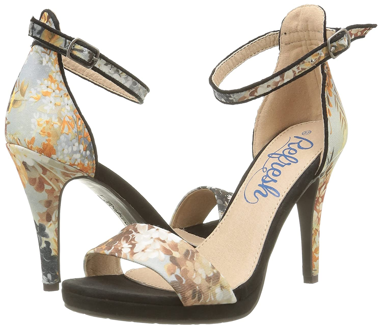 Refresh Women s 61709 High Heel Sandals B01EYJZERG