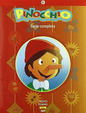 Amazon pinocchio acquista in dvd e blu ray