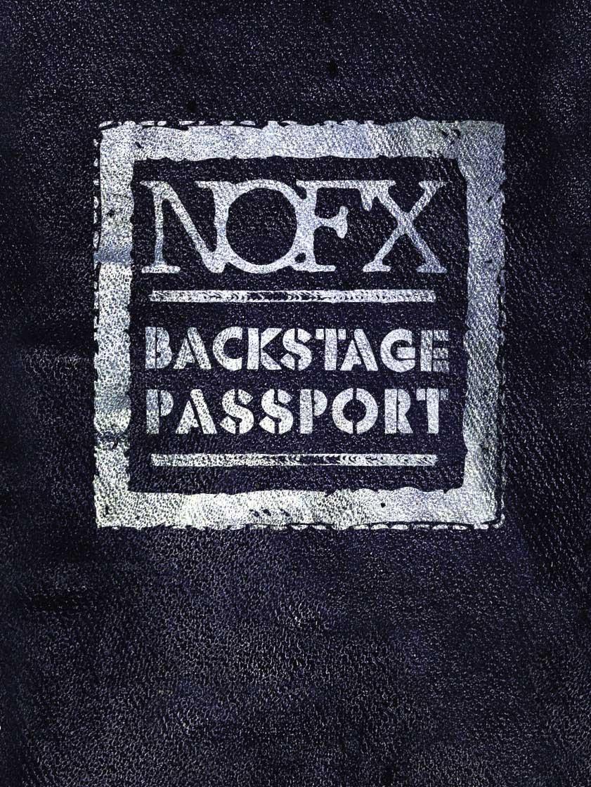 DVD : NOFX - Backstage Passport (2 Disc)