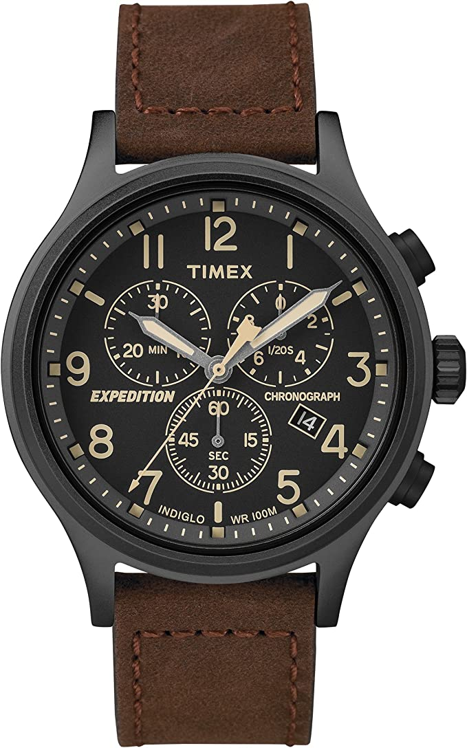 TIMEX EXPEDITION SCOUT WATCH