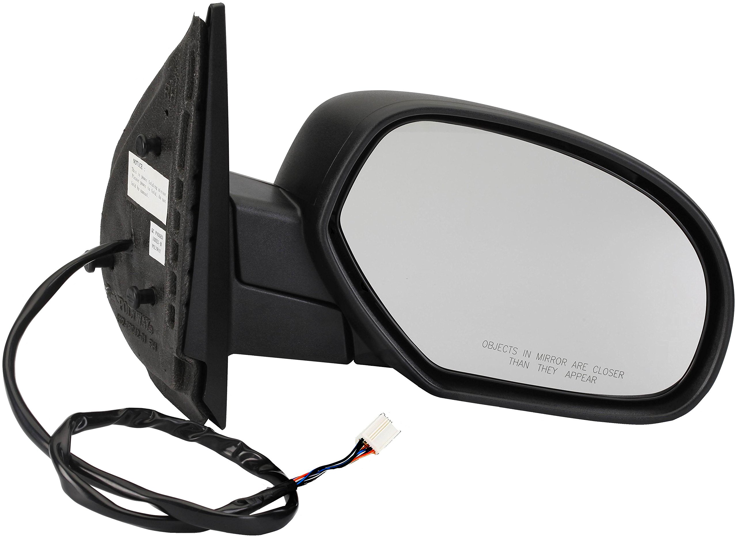 Dorman 955-1481 Passenger Side Power Heated Replacement Side View Mirror