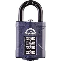 SQUIRE CP40 veiligheidsslot, multi, 4-wiel, 40 mm