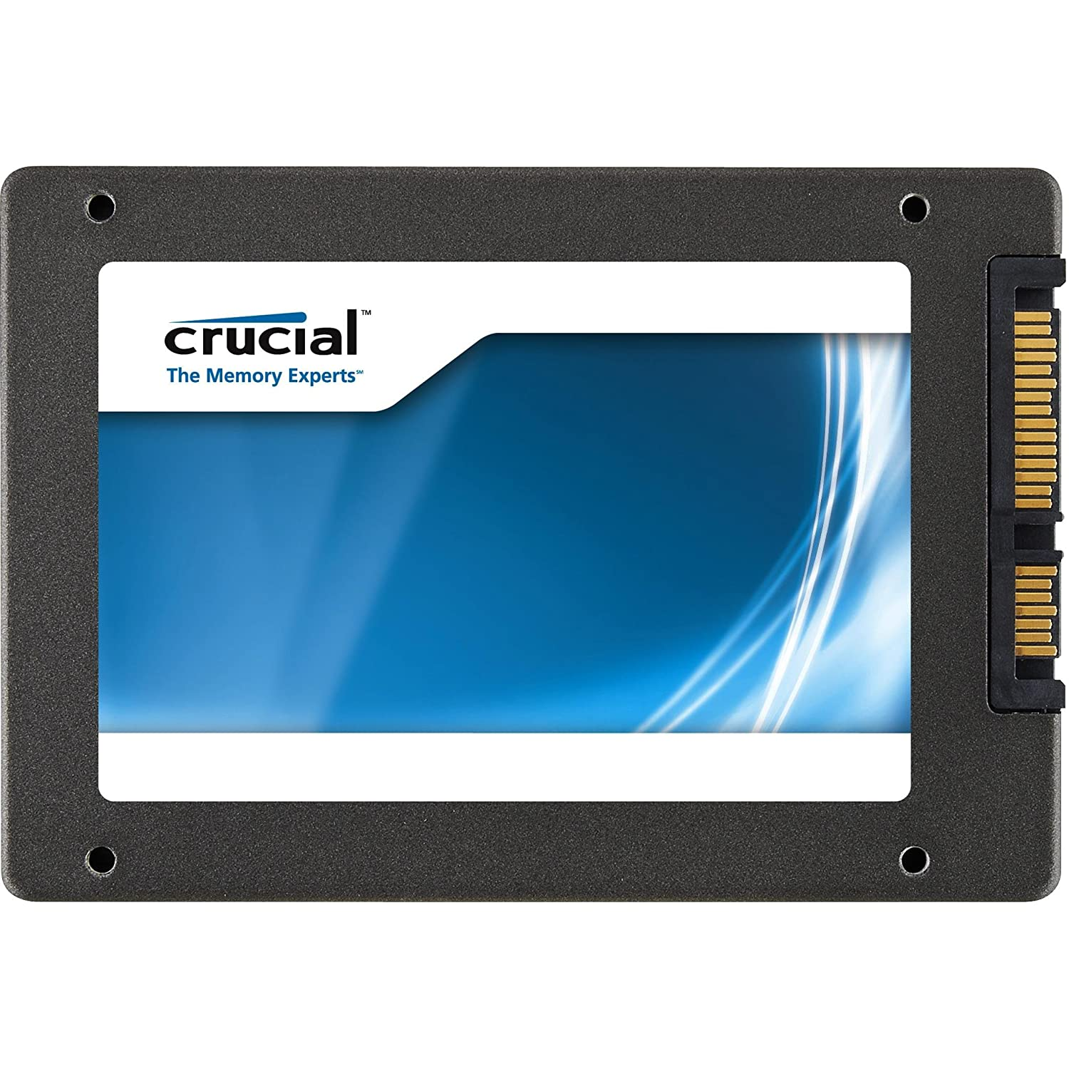 Crucial CT512M4SSD2 - Disco Duro Interno de 512 GB, SATA, 2.5 ...