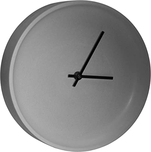 TIVIT Modern Concrete Wall Clock