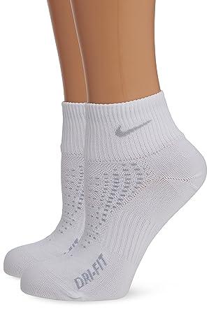 Nike Tennissocken 2P NK Run-Ant-BLST LT QTR - Calcetines para Hombre