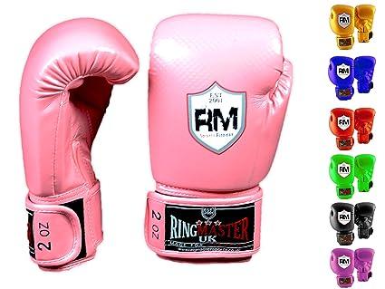 RingMasterUK - Guantes de entrenamiento de boxeo para niño ...