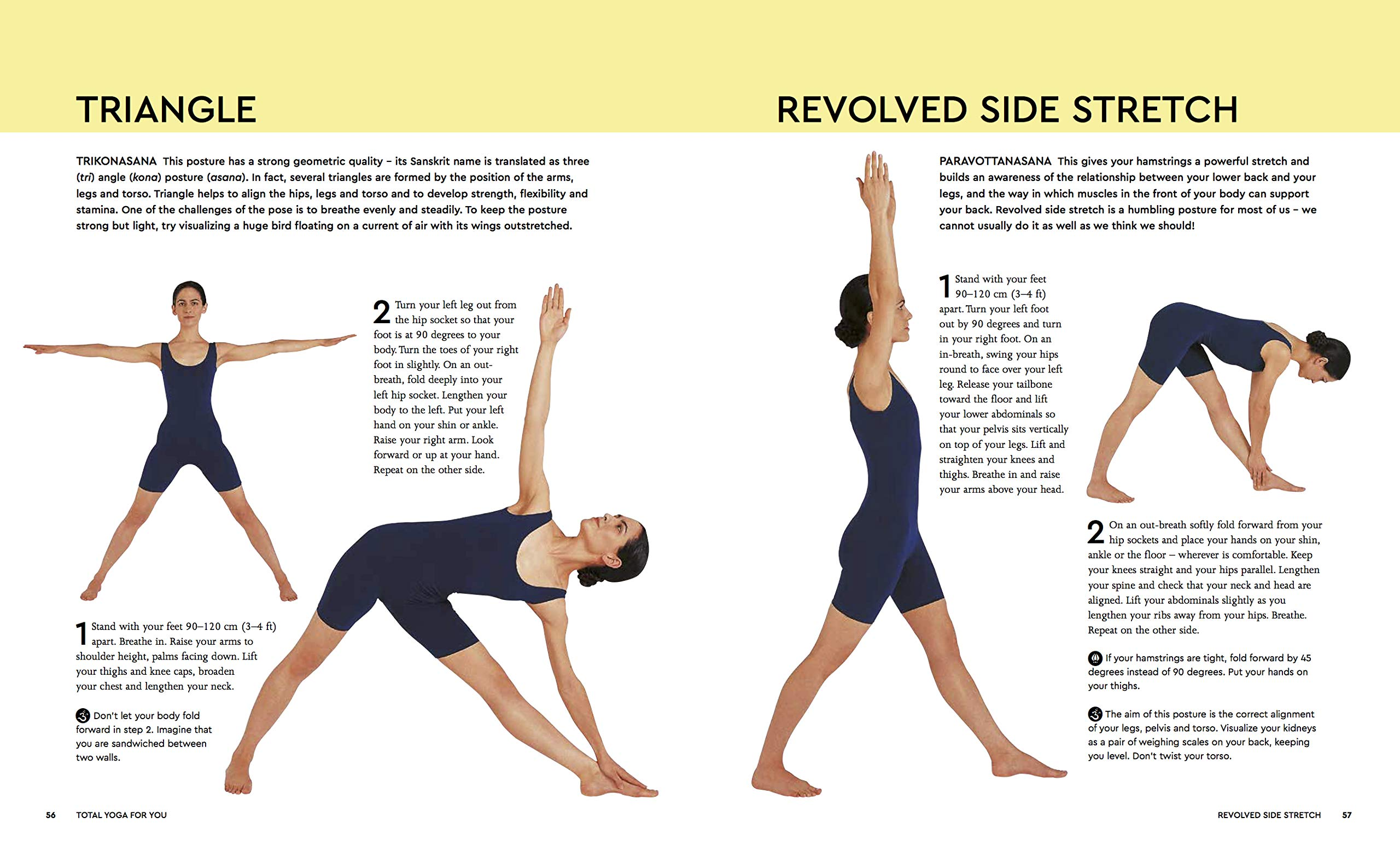 Total Yoga for You: A Step-by-step Guide to Yoga at Home for ...
