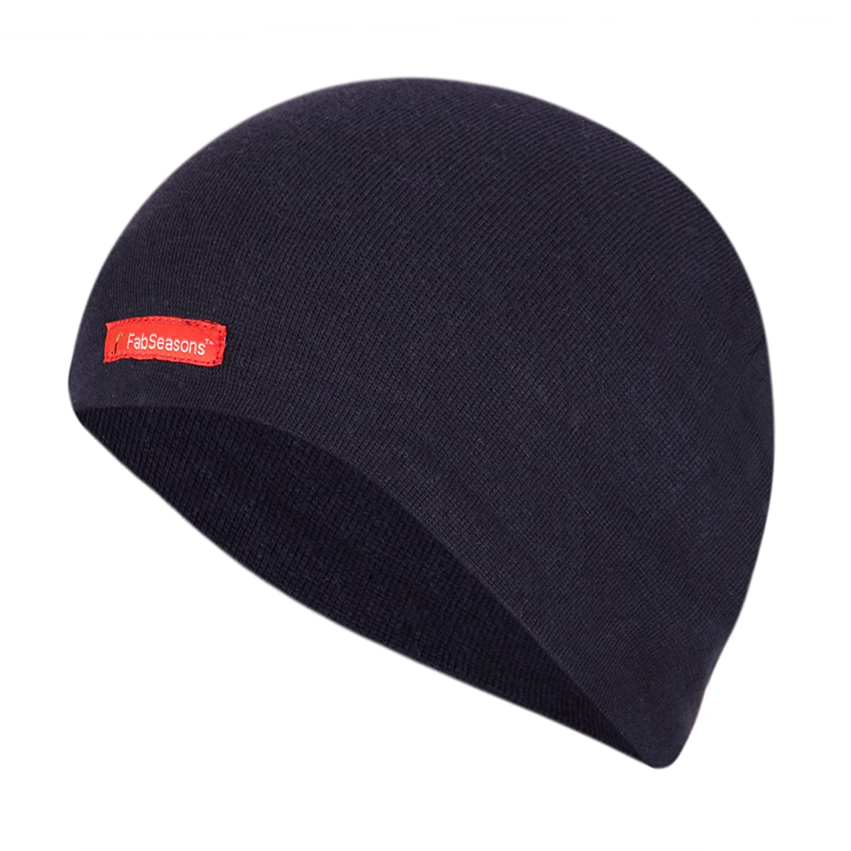 9d3163f00 FabSeasons Men's Cotton Skull Cap