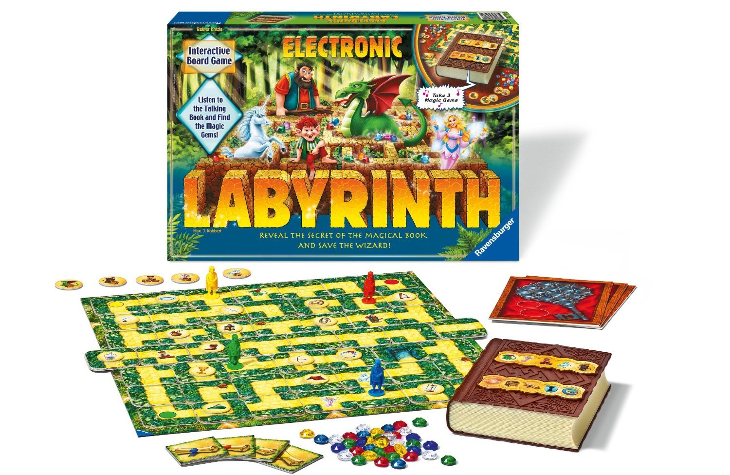 Ravensburger 26551 Colouring Electronic Labyrinth with 26551 with Colouring Book B00BL67P82, チトセスポーツ テニス&バドSHOP:f64884a7 --- anime-portal.club