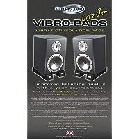 Vibro-Pads Lite Junior Speaker Isolatie Pads - 1 Pack