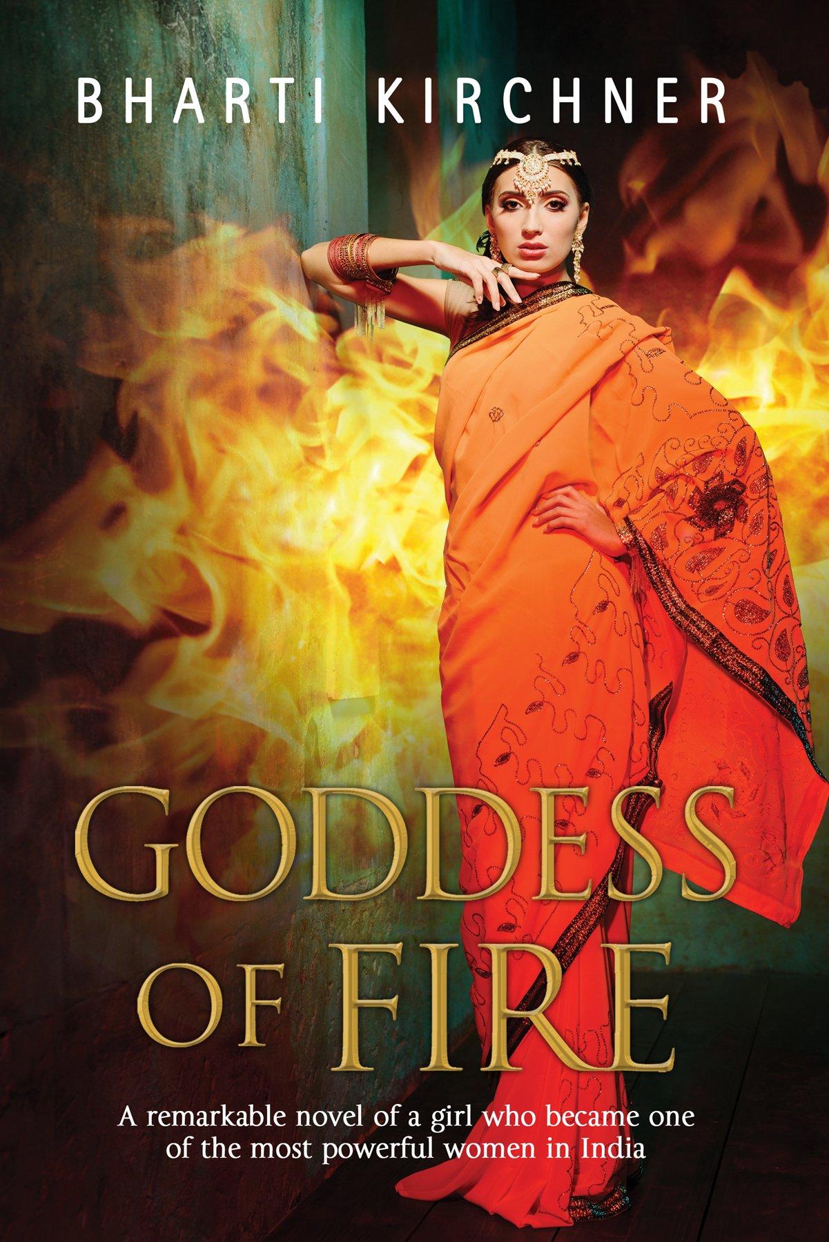 Goddess Fire historical novel century product image