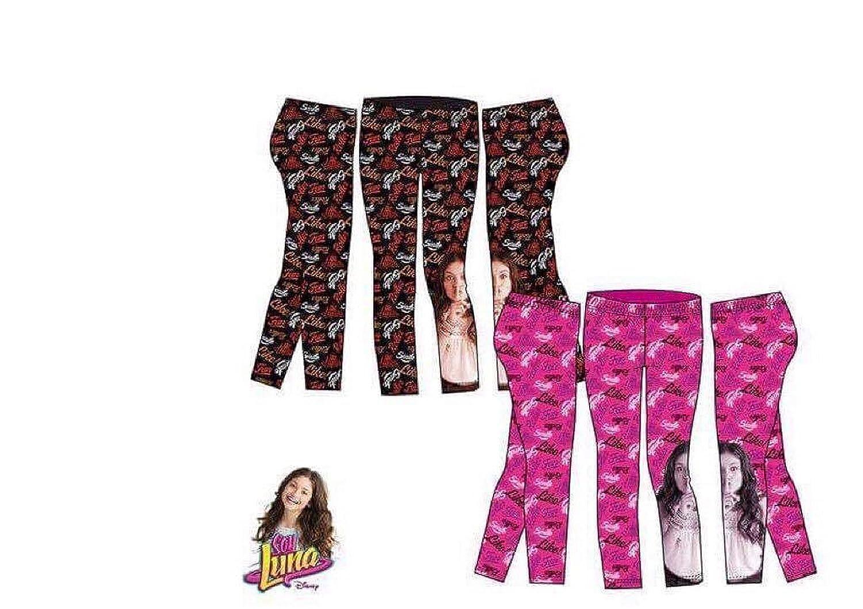 Leggings Pantalons pour Enfant fille SOY LUNA en Noir - HQ1516