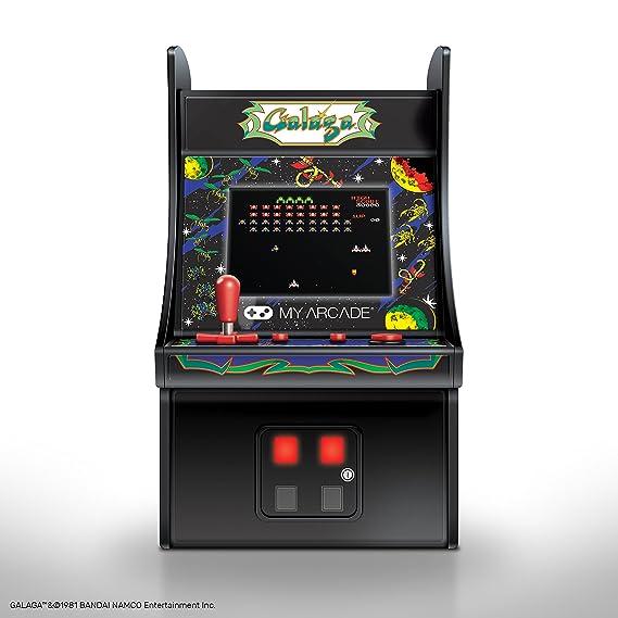 My Arcade - Consola Micro Player Retro Galaga: Amazon.es ...